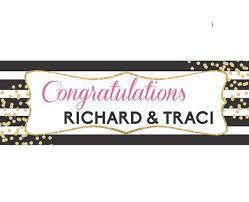 Congratulations Engagement Banner The 25 Best Congratulations Banner Ideas On Pinterest Printable