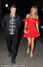 Christmas Party Nights Manchester - manchester united players and wags head to rosso for christmas