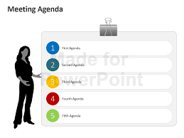 Meeting Agenda Business Ppt Slides Ppt Powerpoint