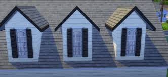 False Dormer Sims 4 Building Split Levels Lofts And Dormer Windows