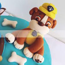 25 paw patrol cake decorations ideas paw