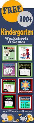 kindergarten work sheets free kindergarten worksheets