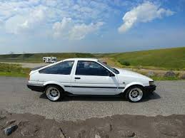 toyota corolla gt coupe ae86 for sale lhd ae86 corolla gt twincam in excellent condition for sale 1986