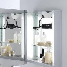 slim bathroom cabinet with shaver socket u2022 bathroom cabinets