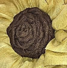 burlap sunflower wreath burlap sunflower wreath yellow burlap flower wreath burlap door
