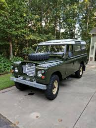 land rover santana 88 land rover series 3 for sale hemmings motor news