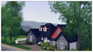 colonial house sims 3 thornheartssims