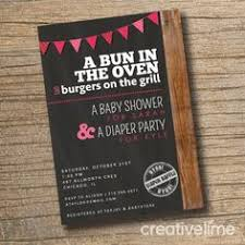co ed baby shower couples baby shower invitation co ed baby shower by creativelime