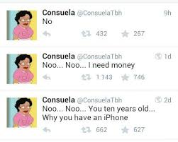 Consuela Meme - consuela meme by tofsen12345 memedroid