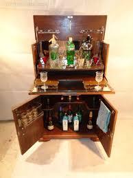 art deco drinks cabinet antique art deco blonde walnut cocktail cabinet antiques atlas