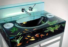 home aquarium ideas wastafel fish tank cncloans
