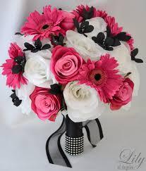 silk bridal bouquet silk flower bouquets for wedding silk flower wedding bouquet silk