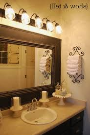 Bathroom Mirror Ideas Pinterest by 100 Framed Bathroom Mirror Ideas Best 25 Framed Bathroom