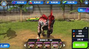 apk hack jurassic world mod apk 1 12 7 mod hack