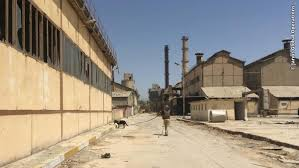 cement factory from munitions to mortar helping restore an iraqi cement factory in