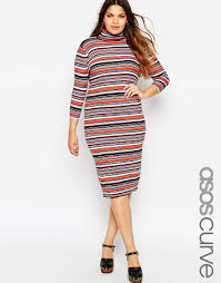 15 cozy and chic plus size sweater dresses to wear now stylish
