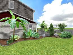 Backyard Lawn Ideas Tropical Backyard Landscaping Ideas Pictures Pdf