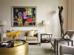 interiors chic section new york spaces