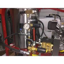 dual unloader full range pressure system for hydrotek sk30005vh