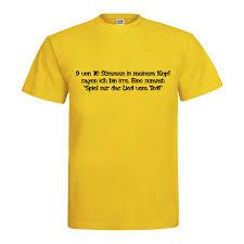 sprüche t shirt sprüche t shirt 9 10 stimmen in meinem kopf sagen ich