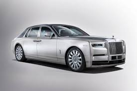 the eight great phantoms by rolls royce just british