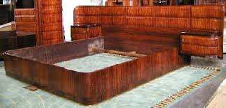 hotel french art deco wooden bed buy hotel wooden bed product on