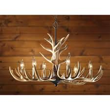 Antler Chandelier Etsy 15 Collection Of Antler Chandeliers And Lighting Chandelier Ideas