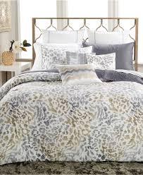 inc international concepts cheetah graphite comforter and duvet