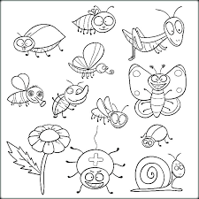 coloring pages insects bugs beautiful insect coloring pages and ant coloring page insect insect