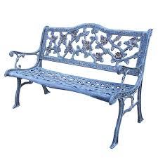 bench master lfwg stunning cast iron park bench unique metal
