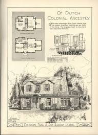 Storybook Homes Floor Plans Lake Shore Lumber U0026 Coal House Plans Homes Inspired By English