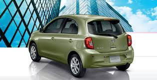 nissan micra vs ford figo nissan micra march facelift revealed autoevolution