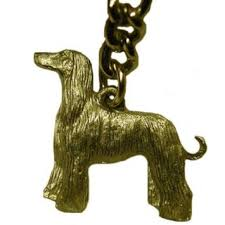 afghan hound keyring buy solid pewter otter keychain in cheap price on alibaba com