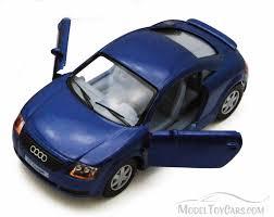 model car toy 1 32 audi tt coupe blue kinsmart 5016d 1 32 scale diecast model