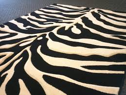 Zebra Print Area Rugs Best Decor Things Best Home Things Part 7