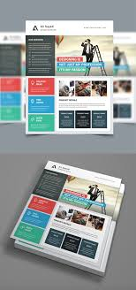 graphic design templates for flyers 20 business flyer templates with creative layout designs