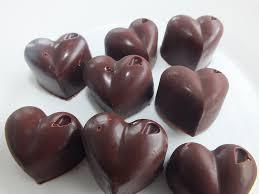 recipe chilli choc hearts for halloween food n drink
