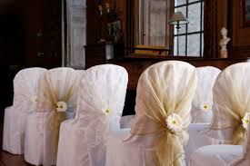 white banquet chair covers seat covers for wedding chairs velcromag
