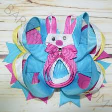 the ribbon boutique wholesale razzle dazzle garden bunny boutique bow bargain bows