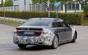 future bmw 7 series facelifted 2019 bmw 7 series to adopt more dynamic design and new tech