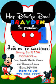 mickey mouse 2nd birthday invitations 350 best custom made invitations and chalkboard prints by amy