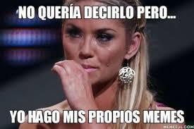 Memes De Bullying - imperdible los rostros chilenos que se roban el protagonismo en