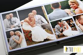 professional wedding albums tennessee wedding photography getting more than a disc the