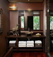 Mirror That Looks Like Window by 15 Stunning Masculine Bathroom Design Ideas