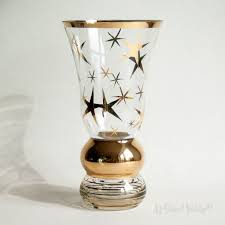 Star Vase 139 Best Art Glass Images On Pinterest Chips Mid Century And