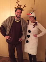 olaf costume for halloween 60 halloween costumes for couples 2016 best ideas for couples