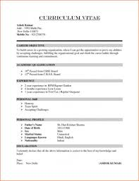 Write A Resume With No Job Experience by Resumes Samples 19 Cool Resumes Samples Best Resume Examples For