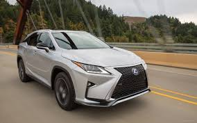 2016 lexus rx wallpaper lexus rx 450h f sport 2016 widescreen exotic car wallpapers 14 of