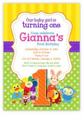 personalized kids birthday cards u0026 party invitations amy u0027s card