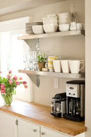 Kitchen Metal Shelves by 11 Kitchen Storage Spots You Completely Forgot About Open